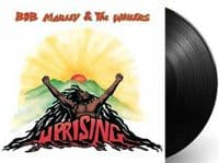 BOB MARLEY AND THE WAILERS Uprising Vinyl Record LP Island 2015